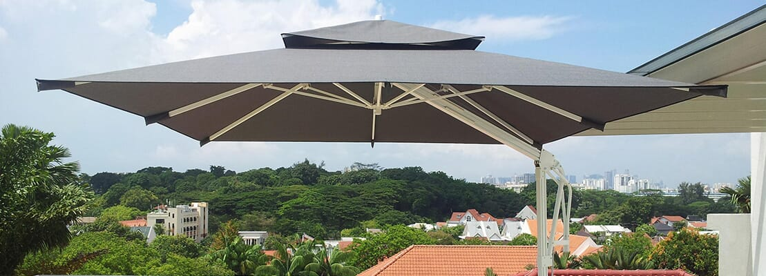 Singapore Outdoor Parasol