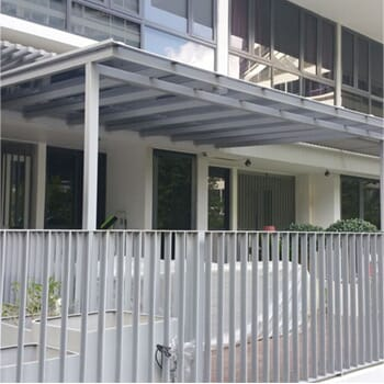 Polycarbonate Roof Singapore